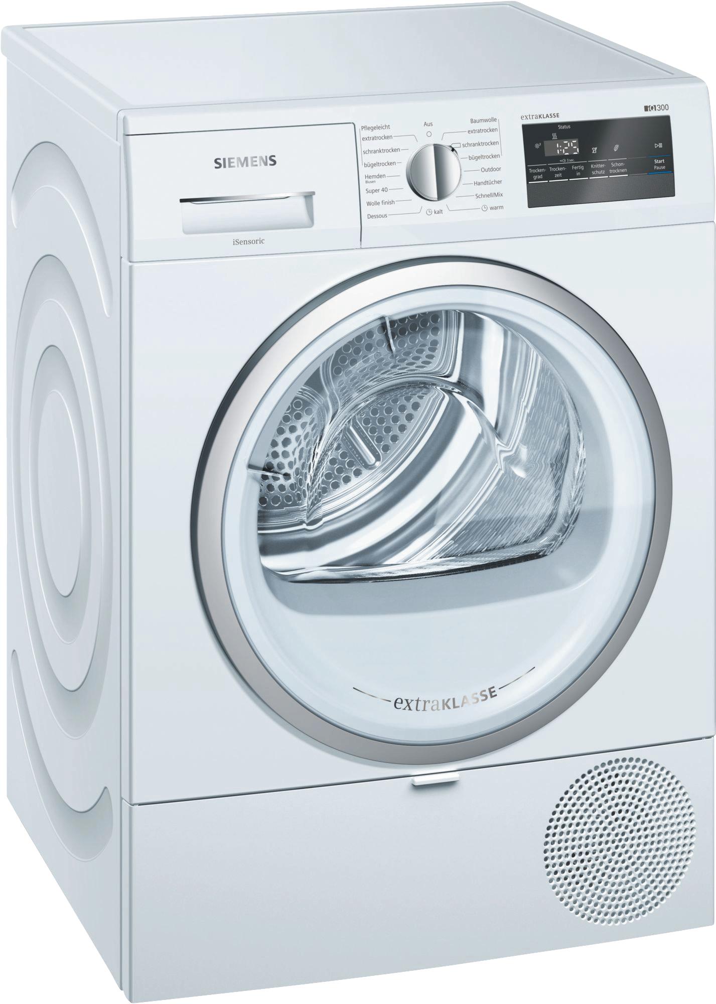Waschen Trocknen